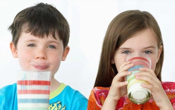 Детское молоко будет субсидировано.
