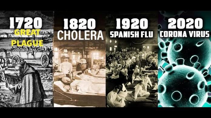 Эпидемия приходит на Землю каждые 100 лет