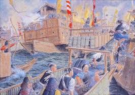 海人たちのエネルギーは.歴史を動かす原動力になった  = 2-2 =  第 2,185 号