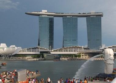 Skypark Merlion, Geylang Food Affair, Singapore Weekend Southeast Asia
