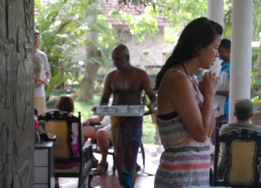 Sri Lankan Villager, South Sri Lanka Tour, Independent Travel, Asia