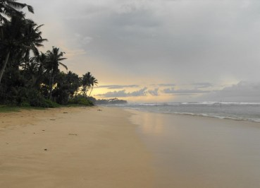 Ahangama Beach Coast, South Sri Lanka Tour, Independent Travel, Asia