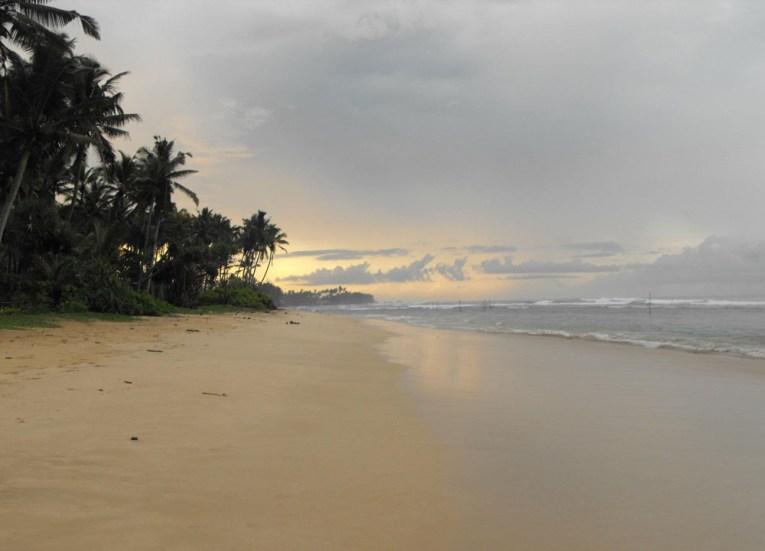 Ahangama Beach Coast, South Sri Lanka Tour, Independent Travel, Asia