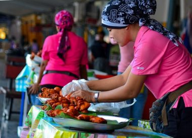 Hat Yai Fried Chicken, Thailand Border Towns & Attractions