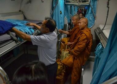 Thai Sleeper Train, Malaysia to Thailand by Train From Kuala Lumpur