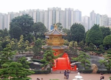 Nan Lian Garden, Hong Kong by Train Travel, MTR Top Attractions, Asia