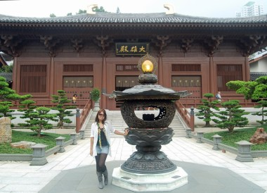 Chi Lin Nunnery, Hong Kong by Train Travel, MTR Top Attractions, Asia