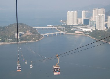 Ngong Ping Cable Car, Hong Kong by Train Travel, MTR Top Attractions, Asia