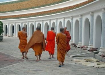 Nakhon Pathom first Buddhist City (Thailand)