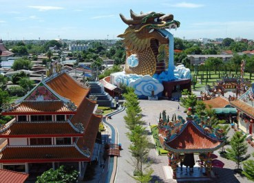 Suphanburi in Central Thailand and Suphanburi Tourism