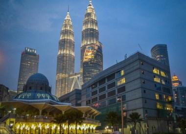 As Syakirin Mosque, Top 10 Attractions in Kuala Lumpur Malaysia