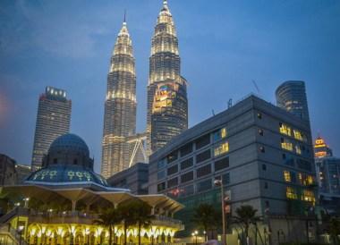 As Syakirin Mosque, Best Tourist Areas in Kuala Lumpur