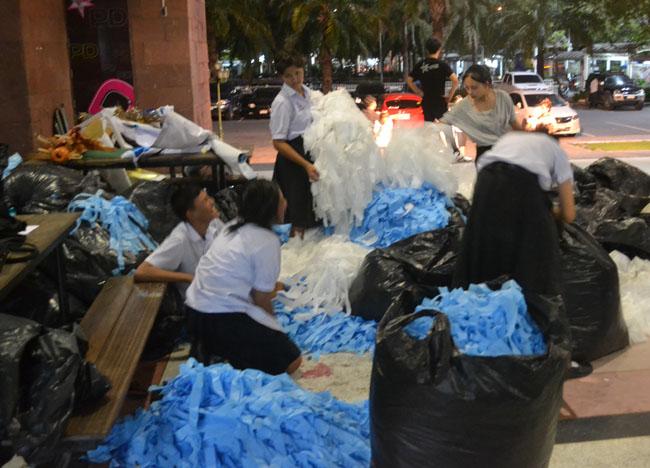 SPU University Cheer Team, Bangkok Student Life in Southeast Asia