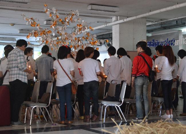 Sripatum University Performance, Bangkok Student Life in Southeast Asia