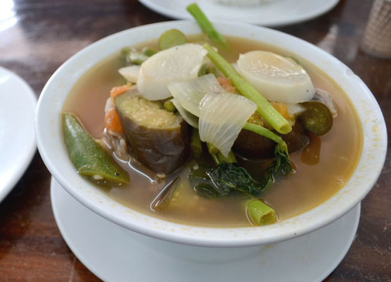 Sinigang na Baboy, Top 10 Filipino Food, Philippines, Southeast Asia