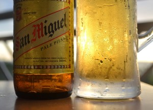 San Miguel Beer, Hard Liquor, Travel Essential in Southeast Asia
