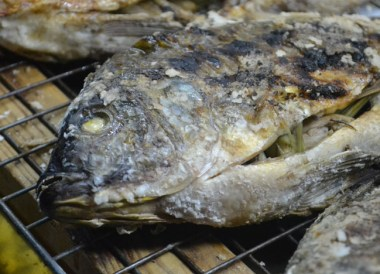 Pla Pao Grilled Fish, Top 10 Bangkok Attractions, Experiences Thailand