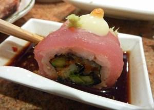 Life in Southeast Asia - Japanese Food Fetish Bangkok - Wasabi Soy