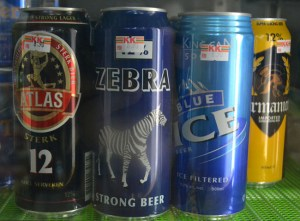 7/11 and KK Shops Sell Super Strong Beer in Malaysia, Southeast Asia