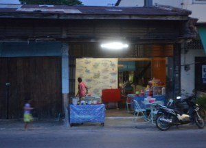 Local Family Restaurant. Langkawi to Bangkok via Satun, Southeast Asia