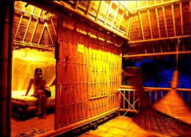 Magic View Bungalows at Night, Top Romantic Koh Tao Hideaways