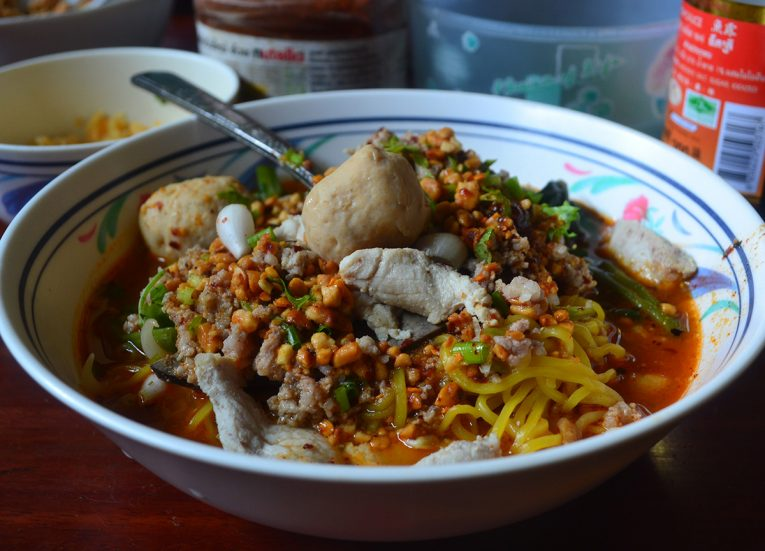 Tom Yum Noodles, Deconstructing Thai Noodle Soups Thailand