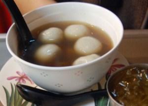Tang Yuan, Bangkok Chinatown, Eating Chinese Food, Southeast Asia