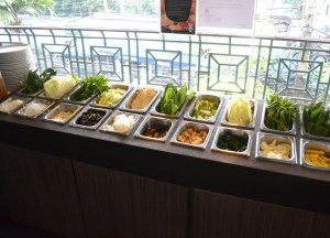 Buffet, Shabu King Japanese Hot Pot, Sukhumvit Bangkok Southeast Asia