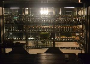 Wine Selection, Buri Tara Riverside Restaurant Bangkok, Southeast Asia