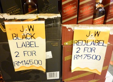langkawi Duty Free, Best Beers and Alcohols in Asia