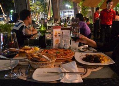 International Restaurants, Expats Cost of Living in Bangkok Thailand