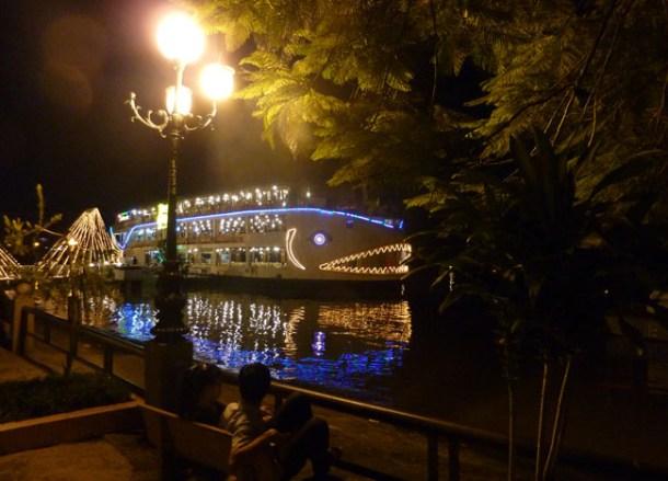 Fish Boat Saigon River Dinner Cruise, Ho Chi Minh City Centre, Vietnam