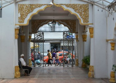 Gurdwara Siri Guru Singh Sabha, Bangkok Little India, Phahurat Road