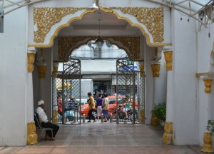 Gurdwara Siri Guru Singh Sabha, Bangkok Little India, Phahurat Road