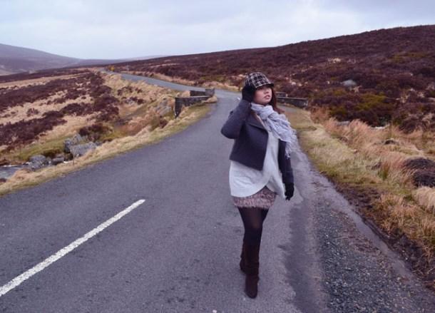 Filming Location, PS I Love You Engaged in Wicklow Mountains Sallys Gap