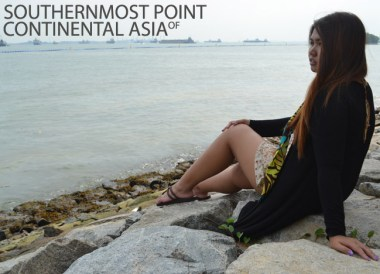 Southernmost Point of Continental Asia, Singapore to Bangkok Overland