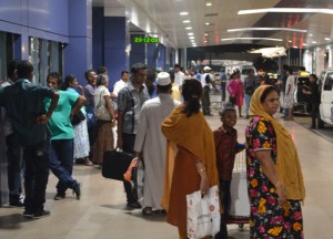 Colombo Airport, Survival Guide to Long Haul Flights, Flying to Asia