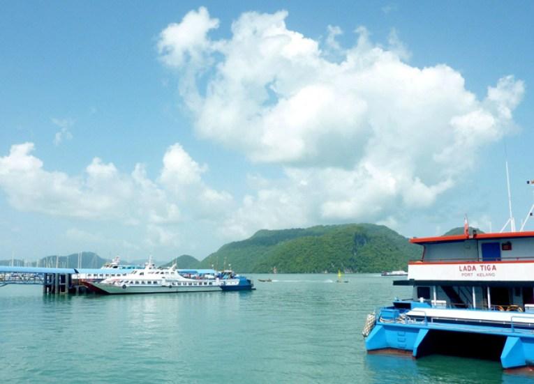 Arriving from Penang, Quick Guide to Langkawi, Pantai Cenang Beach