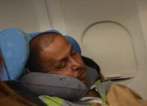 Neck Pillow, Survival Guide to Long Haul Flights, Flying to Asia
