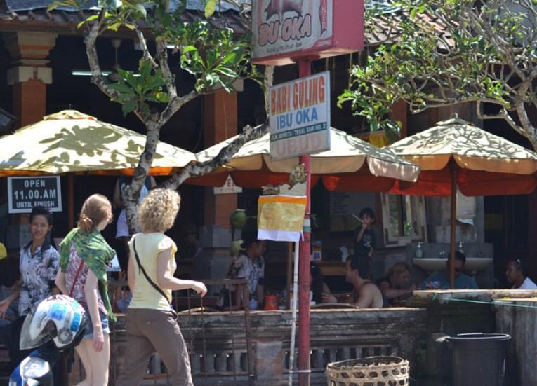 Ibu Oka Restaurant, Best Restaurants in Ubud Centre, Top 3 Bali Food