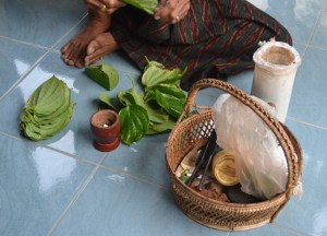 Betel Chew Kit, What is Betel Nut Chewing in Thailand, Southeast Asia