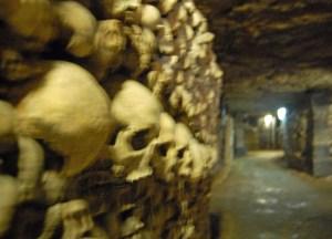 Catatombs of Paris, Montparnasse Area of Paris, Stopover