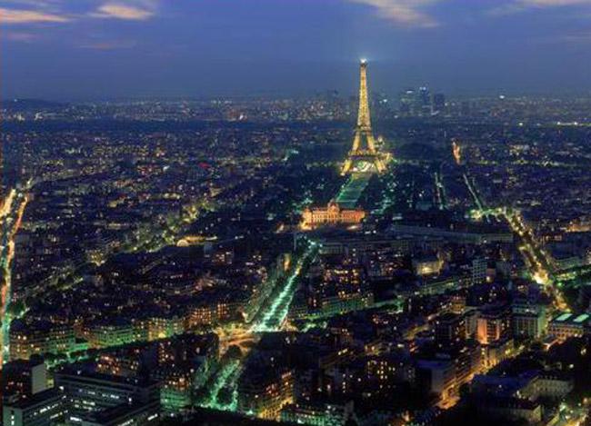 Tour Montparnasse, Montparnasse Area of Paris, Montparnasse Station