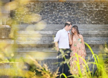 Bali Backstreets, Pre-wedding Photo Shoot in Bali Photography Locations