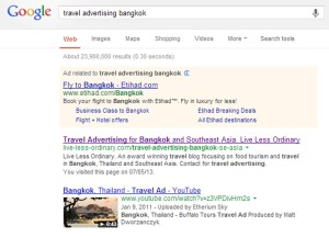 Travel Advertising, Making Money from Travel Blogs, Blogging Ethics