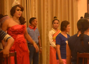Ladyboy Queen, Champasak Palace Hotel Pakse Hotel Review Laos