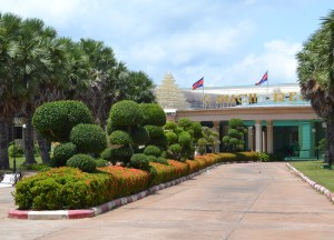 O Smach Casino and Resort, Thailand-Cambodia Border Crossing, SE Asia