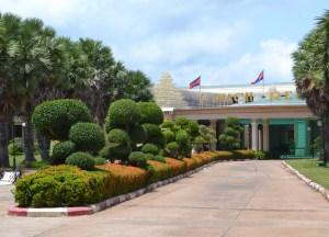 O Smach Casino and Resort, Thailand-Cambodia Border Crossing, SE Asia