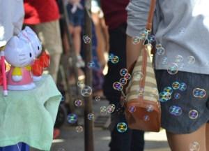 Hello Kitty, Eating at JJ Market Bangkok, Chatuchak Weekend Shopping