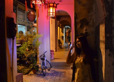 Muntri Street at Night, Quick Guide to Georgetown Penang, Malaysia, Asia